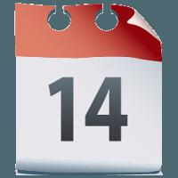 O-Shot-Caw Lodge Calendar