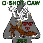 O-Shot-Caw Lodge 265 Logo