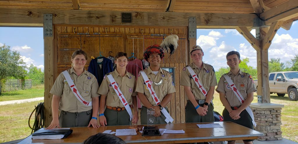 2019-2020 Lodge Officers